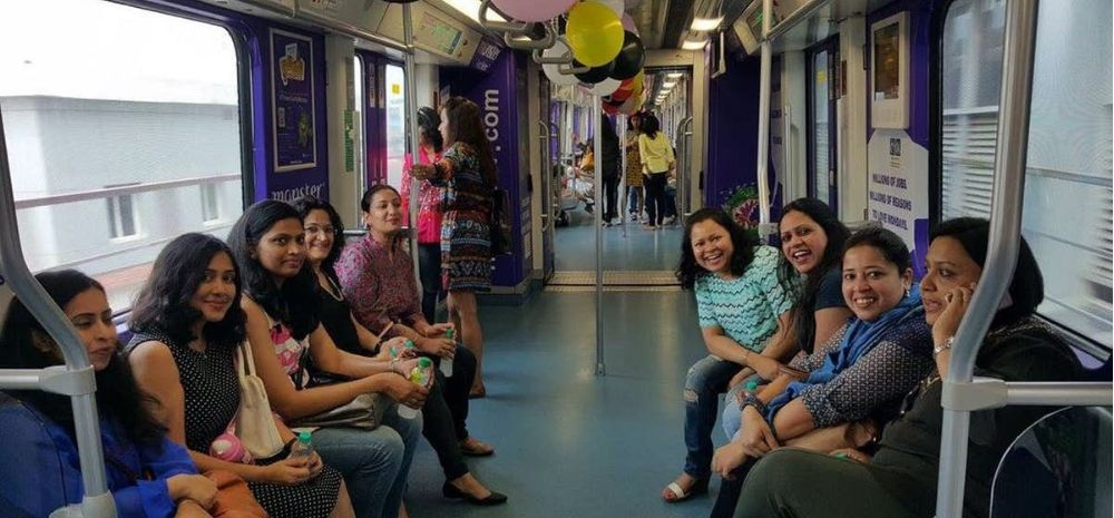 Kejriwal eyes poll gains with free Metro ride offer for women