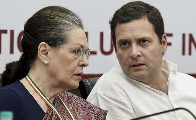 Is Gandhi family losing grip over Congress?