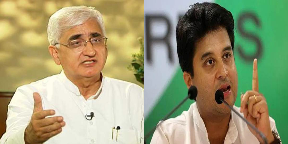 Khurshid, Scindia poser on LS poll defeat gives Rahul a headache