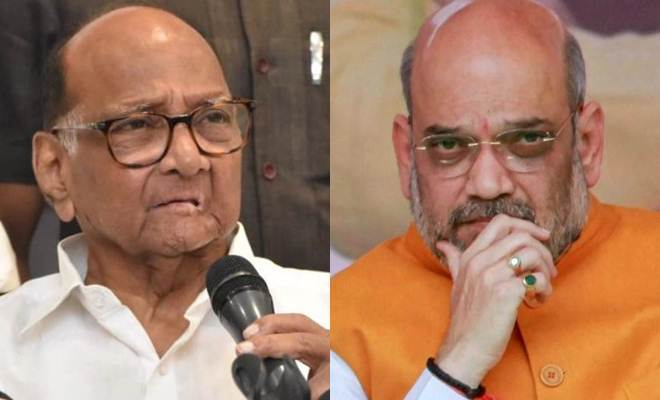 "Who is the "" Real Chanakya"": Sharad Pawar or Amit Shah ?"