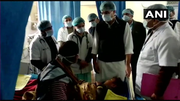 Cong, Opp parties cross swords over Rajasthan hospital deaths