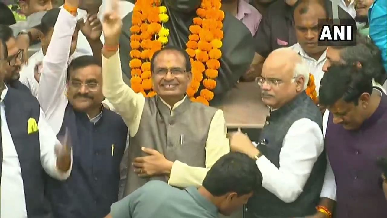 Chouhan back as MP CM, faces Covid challenge