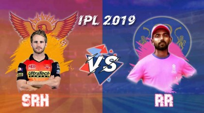 IPL UPDATE: Rajathan Royals takes on Sunrisers Hyderabad in Rajiv Gandhi Stadium