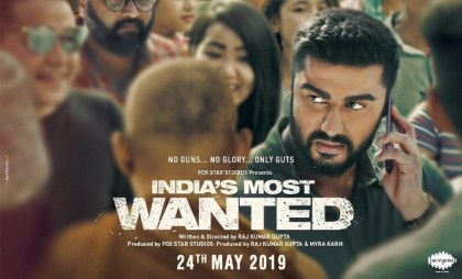 """Arjun Kapoor searches for """"India"""