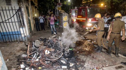 Clashes turned violent as chaos erupted during BJP roadshow in Kolkata | Top stories of the day