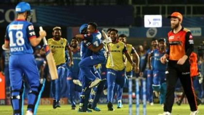 IPL UPDATE: Delhi Capitals move over Sunrisers Hyderabad for the 2nd Eliminator