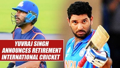 Once a poster boy of Indian Cricket, now a lost star- Yuvraj Singh close the international innings