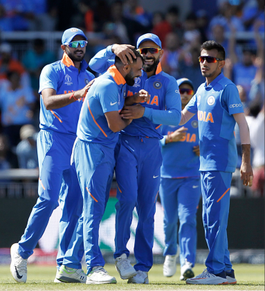 India register comfortable win over West Indies in Manchester