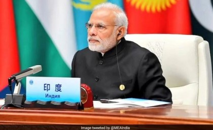 PM Modi brings positives out of SCO Submit in Kyrgyzstan