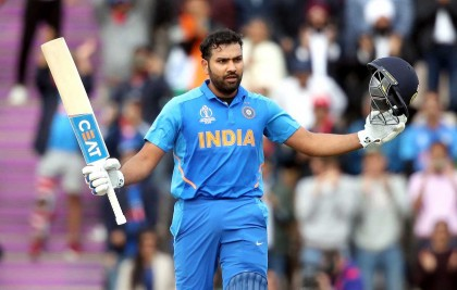 Rohit Sharma stars as India beat South Africa in their 1st match