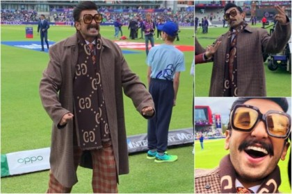 Cricket, World Cup and Bollywood in Manchester
