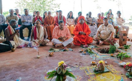 After four Dhams in India, 5th Dham has been established of Lord Shiva