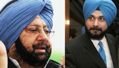 Captain Amarinder Singh denies his role in Cabinet Minister Navjot Singh Sidhu's resignation