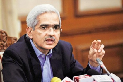 """General government debt of advanced economies as a group has surpassed 100 per cent of GDP""- Shaktikanta Das"