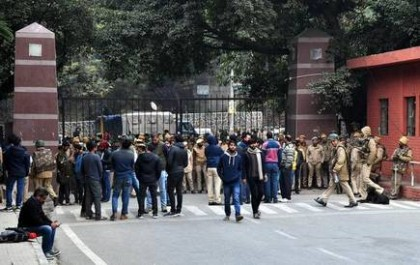 CCTV and biometric systems were not broken in JNU in the first week of January, RTI revealed