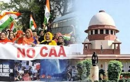 Hearing in 140 Supreme Court against CAA, know what is going on