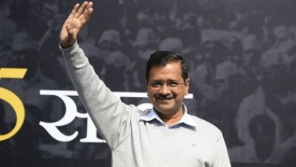 Delhi CM Arvind Kejriwal will file his nomination Today