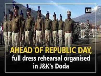 Ahead of Republic Day, full dress rehearsal organized in J&K's Doda