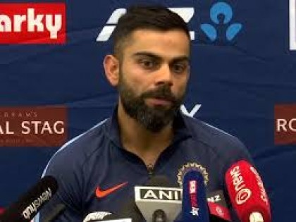 Indian team can compete against anyone, anywhere in the world Virat Kohli