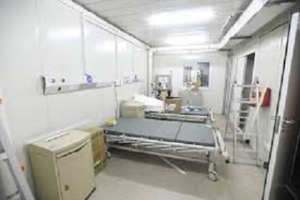 New 1000 bed hospital in China commissioned, new drug test started, the death toll increased to 361