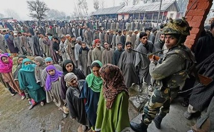 Panchayat elections postponed in Jammu and Kashmir cited for security reasons