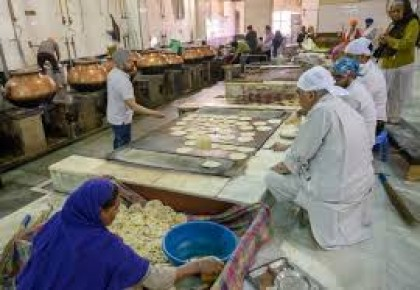 Sikhs prepare 30000 meals in US for people in isolation