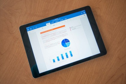 Microsoft to update Office for Apple's iPad
