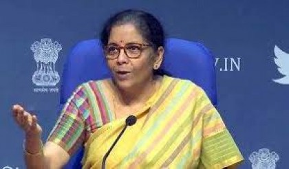 Nirmala Sitharaman announces Rs 1 Lakh Cr Agri-Infra Fund