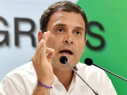 Rahul Gandhi requests PM to reconsider economic package